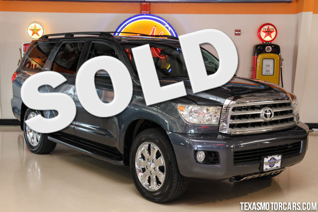 2008 Toyota Sequoia Ltd 44 This Carfax 1-Owner Toyota Sequoia is in excellent condition with onl