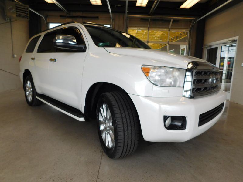 2008 Toyota Sequoia Platinum  city TN  Doug Justus Auto Center Inc  in Airport Motor Mile ( Metro Knoxville ), TN