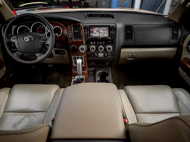 2008 Toyota Sequoia Ltd Burbank, CA 8