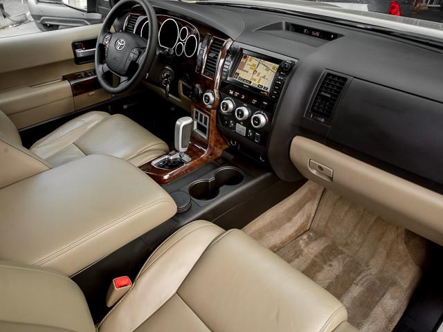 2008 Toyota Sequoia Ltd Burbank, CA 10