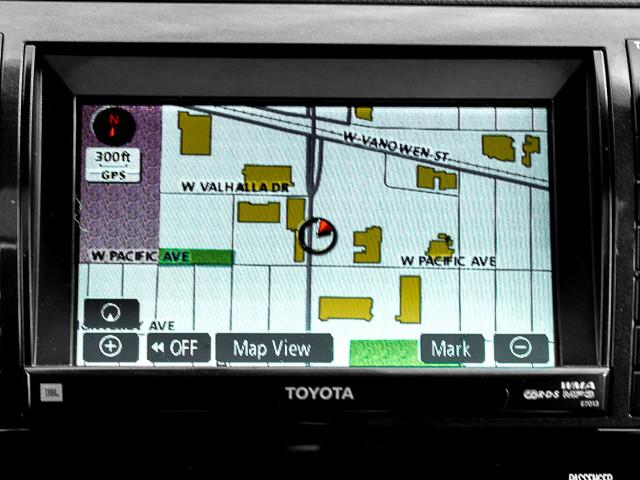 2008 Toyota Sequoia Ltd Burbank, CA 21