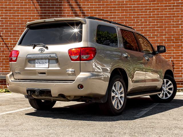 2008 Toyota Sequoia Ltd Burbank, CA 5