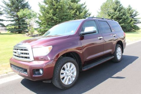 2008 Toyota Sequoia Platinum in Great Falls, MT