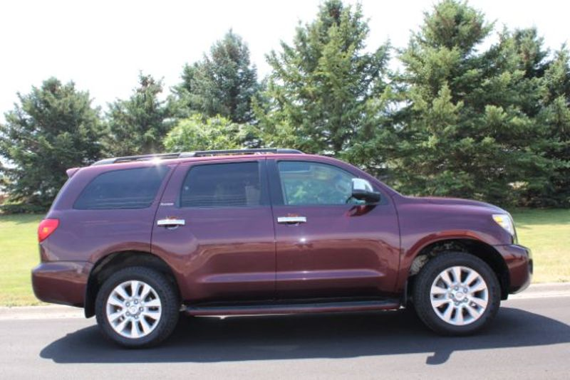 2008 Toyota Sequoia Platinum  city MT  Bleskin Motor Company   in Great Falls, MT