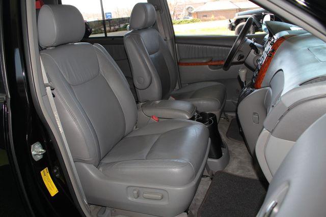2008 Toyota Sienna XLE - REAR DVD - SUNROOF - HEATED LEATHER! Mooresville , NC 14