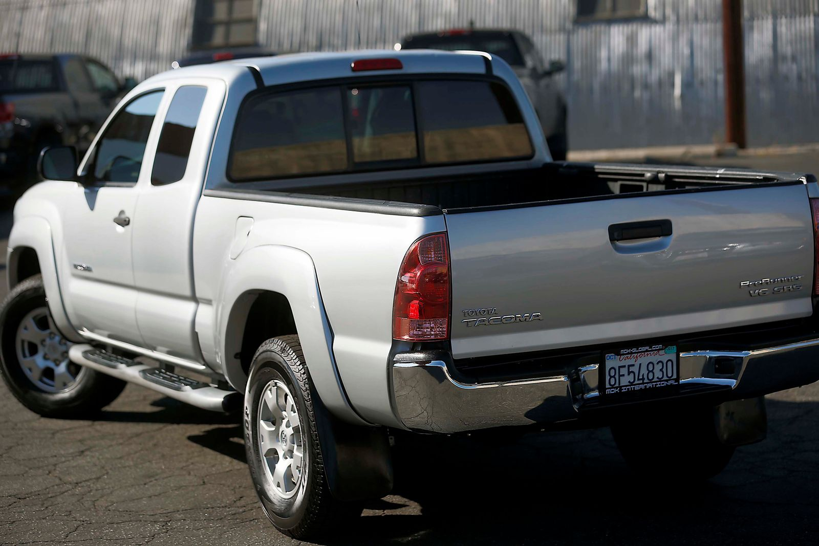 2008 Toyota Tacoma PreRunner city California MDK International