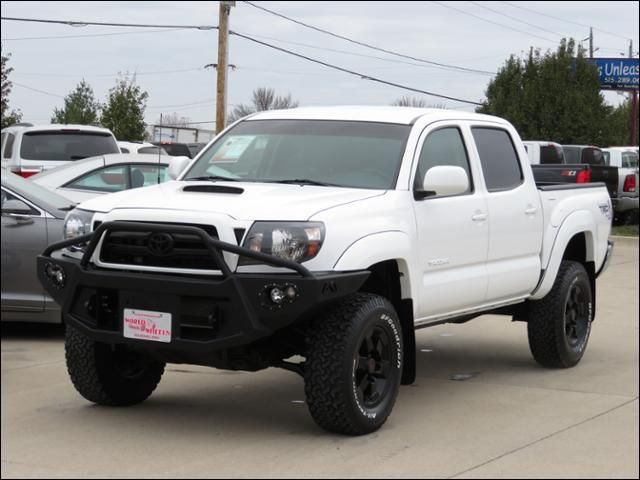 2008 Toyota Tacoma  TRD Double Cab Lifted 6Speed in Ankeny IA
