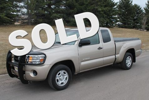 2008 Toyota Tacoma Access Cab 2WD in Great Falls, MT