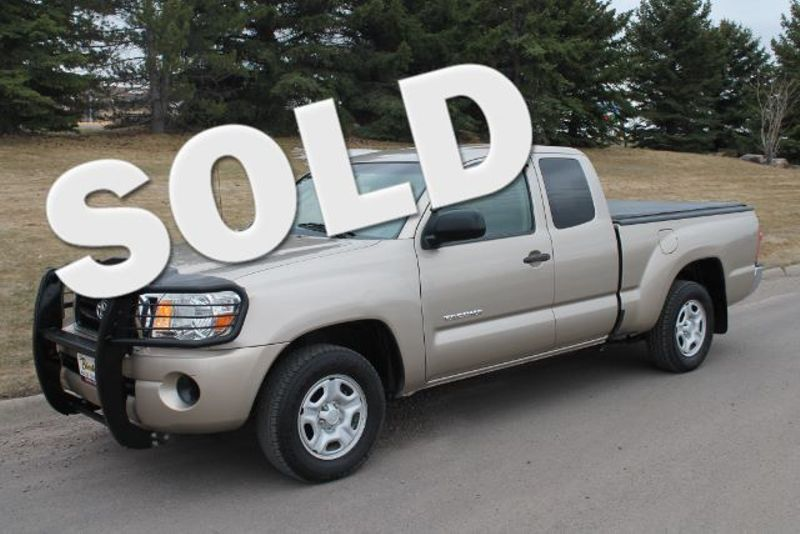 2008 Toyota Tacoma Access Cab 2WD  city MT  Bleskin Motor Company   in Great Falls, MT