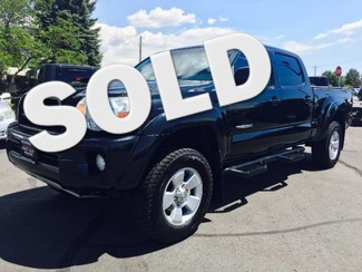 2008 Toyota Tacoma Double Cab Long Bed V6 Auto 4WD LINDON, UT 0
