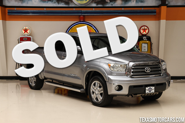 2008 Toyota Tundra LTD This Clean Carfax 2008 Toyota Tundra LTD is in great shape with only 121 3