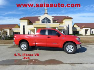 2008 Toyota Tundra Double Cab 4wd V8 AUTO TOW PKG SERVICED DETAILED in Baton Rouge  Louisiana