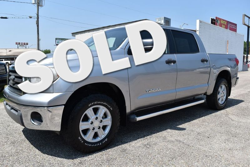2008 Toyota TUNDRA CREWMAX in Picayune MS