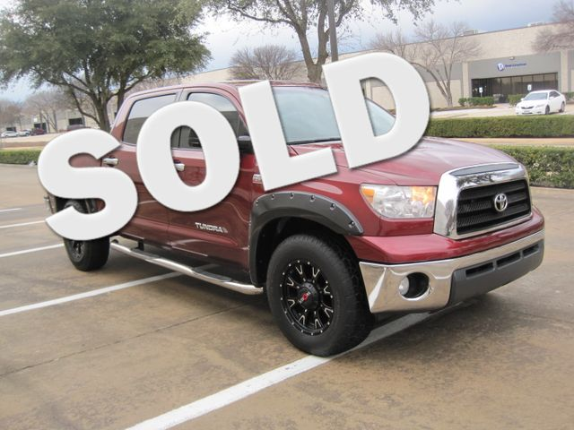 2008 Toyota Tundra Crewmax, Super Nice, Low Miles, Must See Plano, Texas 0