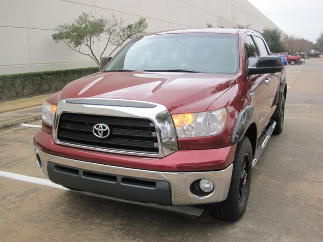 2008 Toyota Tundra Crewmax, Super Nice, Low Miles, Must See Plano, Texas 3