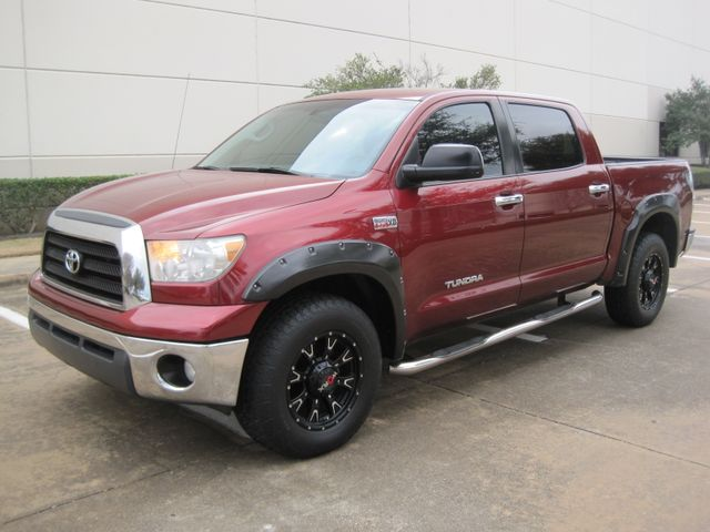 2008 Toyota Tundra Crewmax, Super Nice, Low Miles, Must See Plano, Texas 4
