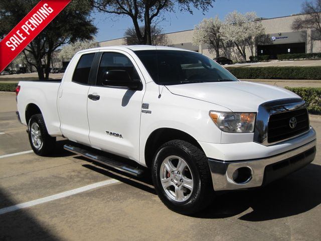 2008 Toyota Tundra Double Cab Texas Edition Super Clean, Great Truck Plano, Texas 0