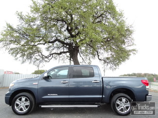 2008 Toyota Tundra CrewMax LTD 5.7L V8 4X4 in San Antonio Texas