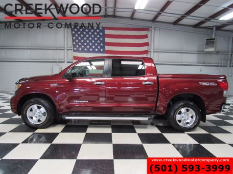 2008 Toyota Tundra Limited TRD 4x4 Crew Max Lthr Htd Nav 1 Owner 73K in Searcy, AR