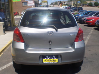 2008 Toyota Yaris Englewood, Colorado 5