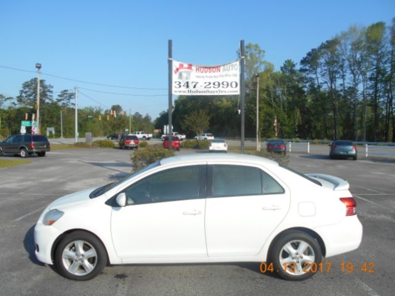2008 Toyota Yaris Sedan S in Myrtle Beach South Carolina