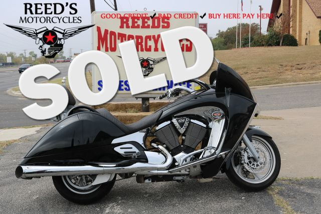 2008 Victory Vision Street | Hurst, Texas | Reed's Motorcycles in Hurst Texas
