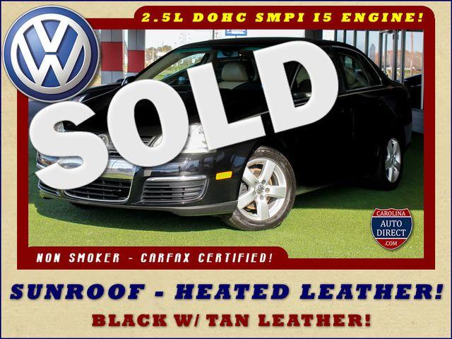 2008 Volkswagen Jetta SEL - SUNROOF - HEATED LEATHER! Mooresville , NC 0