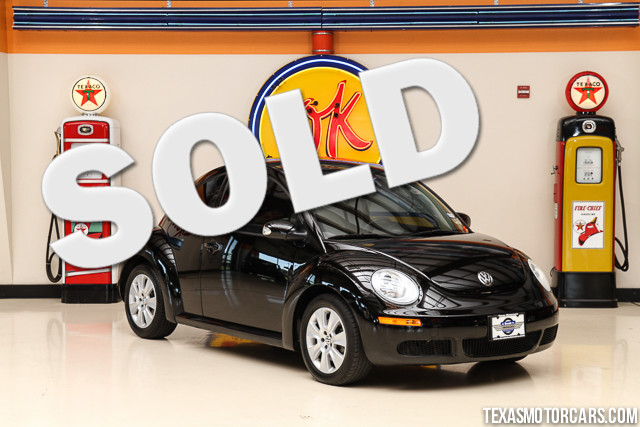 2008 Volkswagen New Beetle S This 2008 Volkswagen New Beetle S is in great shape with only 55 531