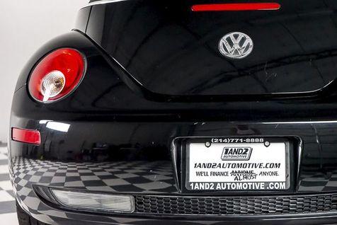2008 Volkswagen New Beetle SE in Dallas, TX