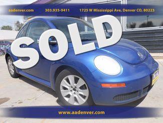 2008 Volkswagen New Beetle S | Denver, CO | A&A Automotive of Denver in Denver, Littleton, Englewood, Aurora, Lakewood, Morrison, Brighton, Fort Lupton, Longmont, Montbello, Commerece City CO