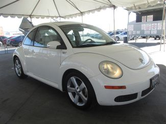 2008 Volkswagen New Beetle Triple White Gardena, California 3