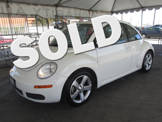 2008 Volkswagen New Beetle Triple White Please call or e-mail to check availability All of our