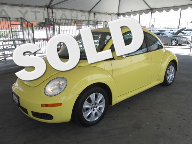 2008 Volkswagen New Beetle S Please call or e-mail to check availability All of our vehicles ar