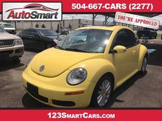 2008 Volkswagen New Beetle in Harvey, LA