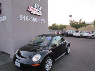 2008 Volkswagen New Beetle Convertible SE LOW LOW Miles 52K Sacramento, CA 1