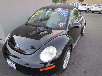 2008 Volkswagen New Beetle Convertible SE LOW LOW Miles 52K Sacramento, CA 2