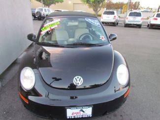2008 Volkswagen New Beetle Convertible SE LOW LOW Miles 52K Sacramento, CA 3