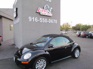 2008 Volkswagen New Beetle Convertible SE LOW LOW Miles 52K Sacramento, CA 5
