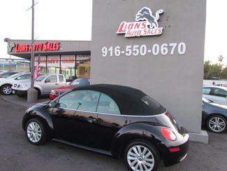 2008 Volkswagen New Beetle Convertible SE LOW LOW Miles 52K Sacramento, CA 6