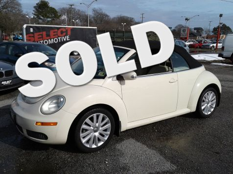 2008 Volkswagen New Beetle SE in Virginia Beach, Virginia
