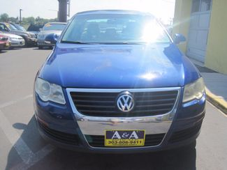 2008 Volkswagen Passat Sedan Turbo Englewood, Colorado 2