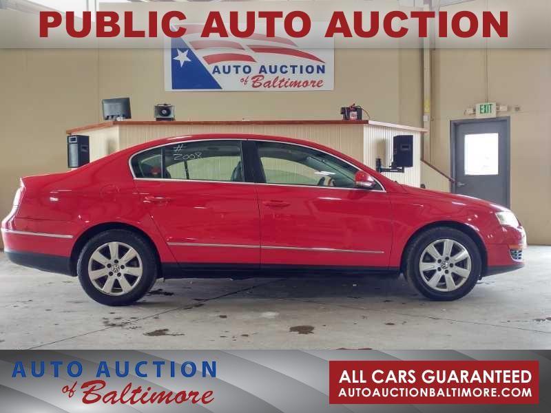 2008 Volkswagen Passat Sedan Turbo | JOPPA, MD | Auto Auction of Baltimore  in JOPPA MD