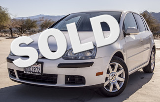 2008 Volkswagen Rabbit in Coachella, Valley,