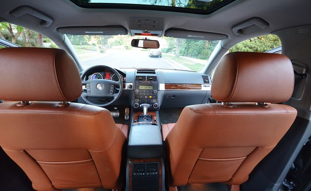 2008 Volkswagen Touareg 2 V8 Reseda, CA 23