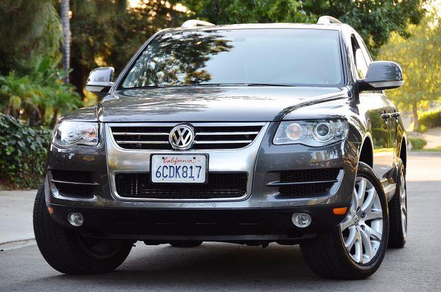 2008 Volkswagen Touareg 2 V8 Reseda, CA 9