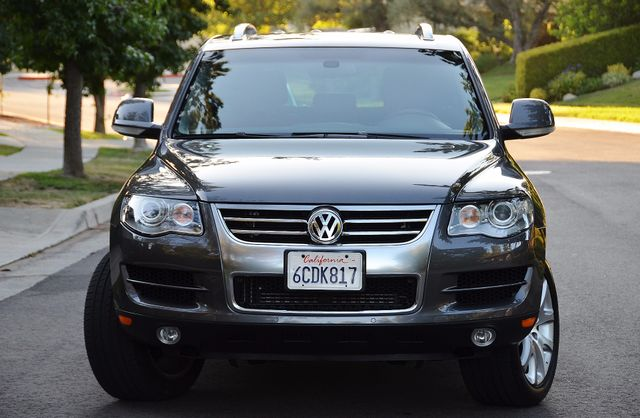 2008 Volkswagen Touareg 2 V8 Reseda, CA 10