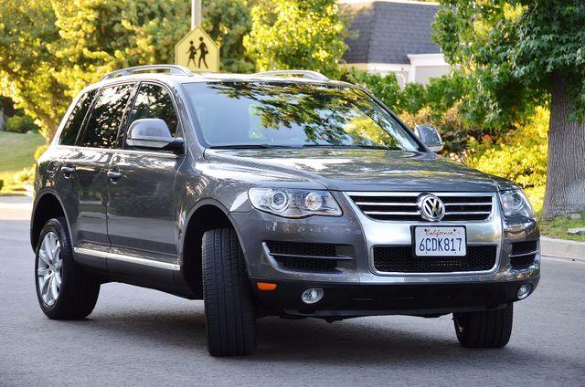 2008 Volkswagen Touareg 2 V8 Reseda, CA 6