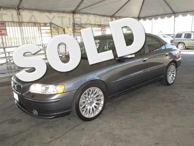 2008 Volvo S60 24T T5 wSnrf Please call or e-mail to check availability All of our vehicles a