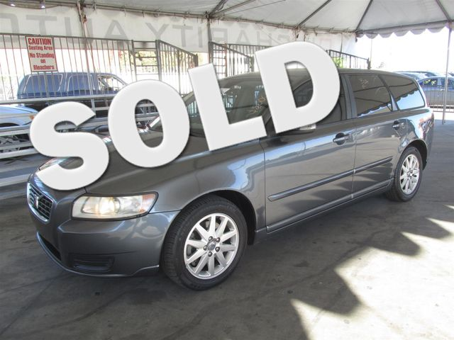 2008 Volvo V50 24L Please call or e-mail to check availability All of our vehicles are availab