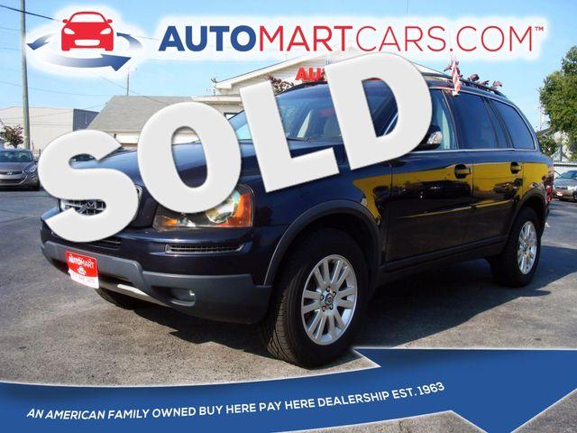 2008 Volvo XC90 I6 | Nashville, Tennessee | Auto Mart Used Cars Inc. in Nashville Tennessee